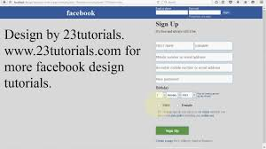 facebook home page design free home design