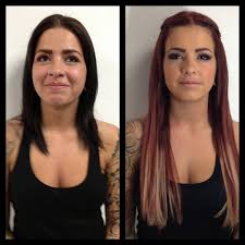 hair and make up las vegas micro bead hair extensions in las vegas nv stevee danielle hair