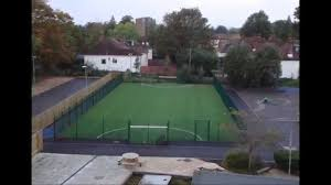 building 3g 5 a side football pitch youtube