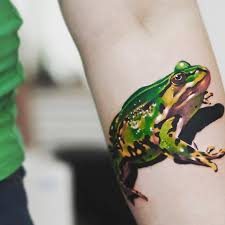 21 best 3d frog tattoos images on pinterest frogs images of