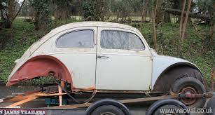 volkswagen beetle 1960 vera 1960 semaphore model beetle stored 37 years 57 67