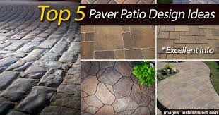 Backyard Paver Patio Designs Pictures Patio Pavers How To Create A Beautiful Patio With Pavers