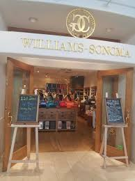 new williams sonoma store to offer local goods section gourmet