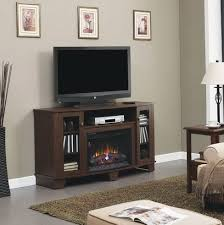 creative tv console with fireplace costco home decor interior