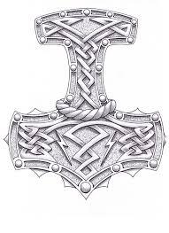 thor s hammer 3 pinteres