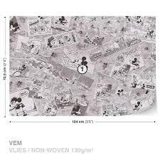 wall mural photo wallpaper xxl disney mickey mouse newsprint wall mural photo wallpaper xxl disney mickey mouse