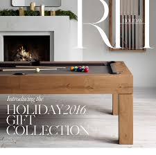 restoration hardware gift restoration hardware the 2016 gift collection inspired