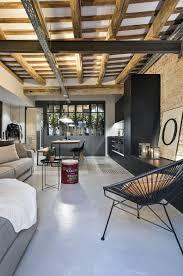 buen diseño en poblenou barcelona industrial salons and