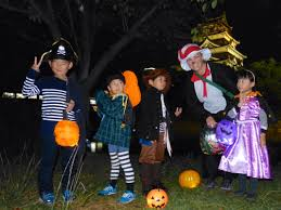 hiroshima castle trick or treat u2013 gethiroshima