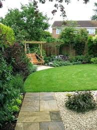 Sloping Backyard Landscaping Ideas 18 Mesmerizing Traditional Landscape Designs For A Fairy Tale