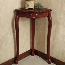 excellent corner console table ideas for optimize your room