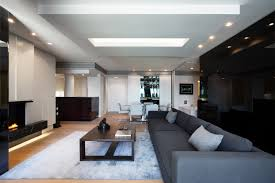 London Flat Interior Design Indoor Modern Interior Design Apartment With Living Room Luxury