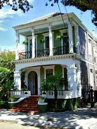 New Orleans Style Homes Wander Guide New Orleans Wrought Iron Porch And Iron