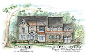 Tudor Style Floor Plans by Ivy Crest Hall House Plan House Plans By Garrell Associates Inc