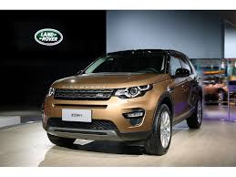 land rover chinese confidence capability and choice jaguar land rover china chery