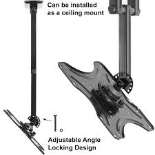 Swivel Ceiling Tv Mount by Cheetah Mounts Alamlb Articulating Arm 20