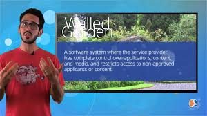 what u0027s a walled garden youtube