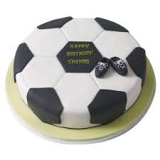 football cake fiona cairns football cake 25cm waitrose