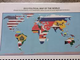 A World Map by Is This The Worst World Map Ever Brilliant Maps