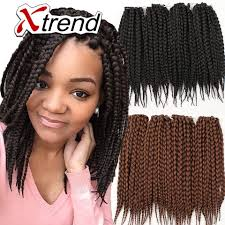 hair crochet aliexpress buy kanekalon box braids hair crochet braids 12