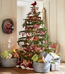 accessories charming rustic tree decor for your home