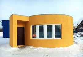this house was 3d printed in under 24 hours at a cost of just
