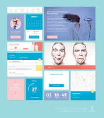 28 best free flat design ui kits for designers simplefreethemes