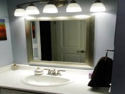 bathrooms design lowes bathroom mirrors light fixtures brushed