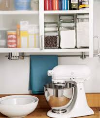 Under Cabinet Dish Rack 30 Diy Storage Solutions To Keep The Kitchen Organized Saturday
