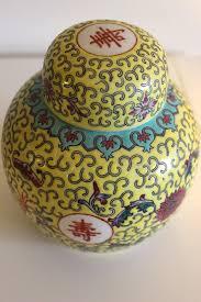 tiffany leigh interior design vintage ginger jar