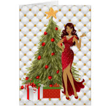 african american christmas cards invitations greeting u0026 photo