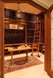 Diy Bakers Rack Bakers Rack Diy Wine Cellar Traditional With Gothic Arch Door Wine