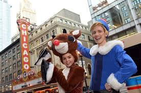 rudolph red nosed reindeer musical chicago theatre
