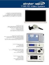 1188 vs 1288 system video touchscreen