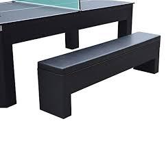 pool table combo set hathaway park avenue billiard pool table combo set 7 feet