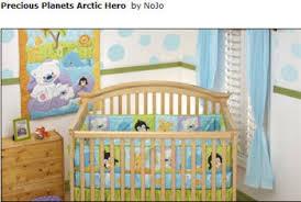 Pastel Crib Bedding Nojo Pastel Penguin And Polar Arctic Baby Crib Nursery