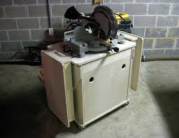build portable miter saw stand plans diy pdf wood projects build