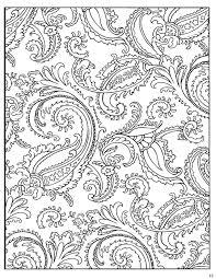 paisley coloring page 85 paisley pinterest paisley design