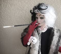 Halloween Costume 11 Boy Dad Defends Son U0027s Cruella Halloween Costume U0027small Minded