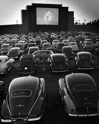 home movie in theaters drive in theater at san fransisco by allan grant 1948