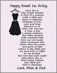 happy sweet sixteen birthday poem 16th birthday wishes gift
