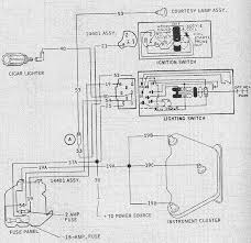 ford headlight switch wiring diagram the h a m b