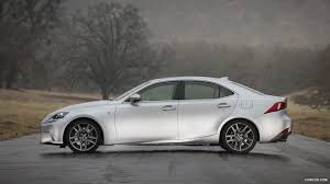 lexus isf silver 2016 lexus is 350 f sport side hd wallpaper 3
