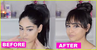 hair styles for protruding chin 30 awesome hairstyles to hide that big forehead