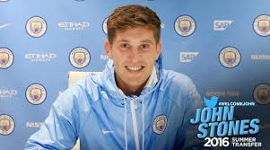 manchester city drop nigerian for new 50 signing john stones in
