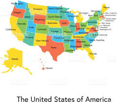 Usa Map With Names by Maps Usa Map To Color Geography Blog Us Maps With States Find
