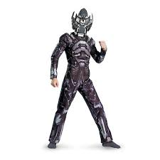 new dark of the moon halloween costumes transformers news tfw2005