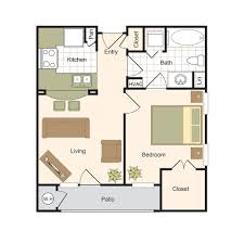 floor plans village at west univesity luxury apartment living in