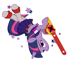 Twilight Sparkle Bedroom Twilight Sparkle Lollipop Chainsaw By Bouxn On Deviantart