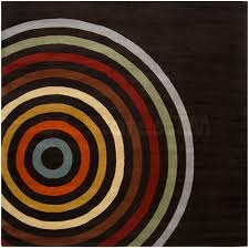 Area Rug Square Wrong Colors Forum Multicolor Square Rug With Spiral Pattern All